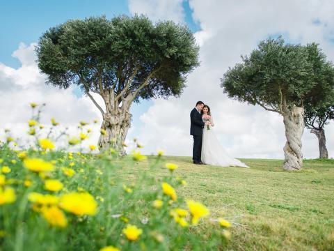 gulf club in cyprus wedding