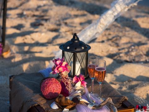 romantic cyprus wedding