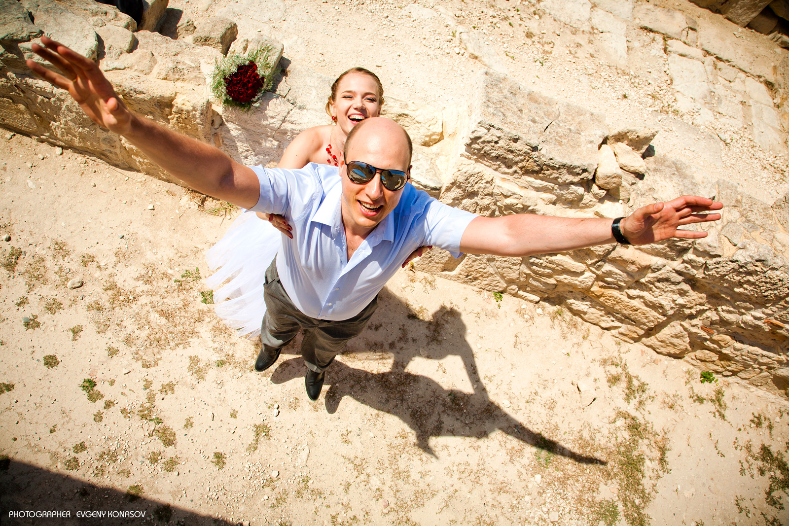 Образ жениха, свадьба на Кипре