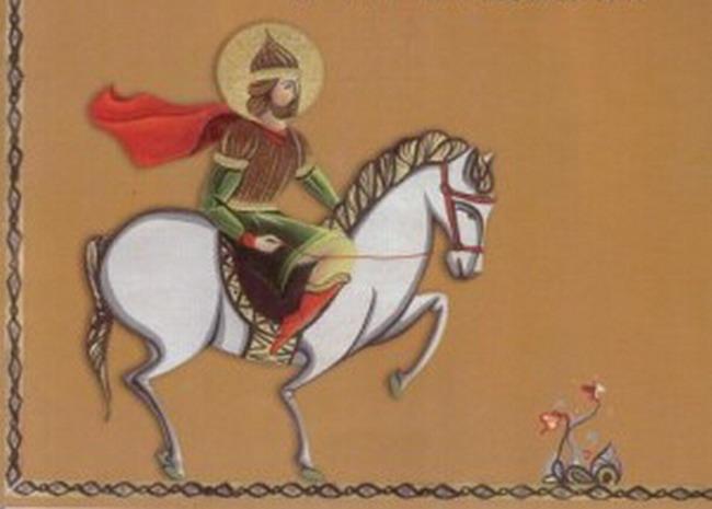Святой Саркис
