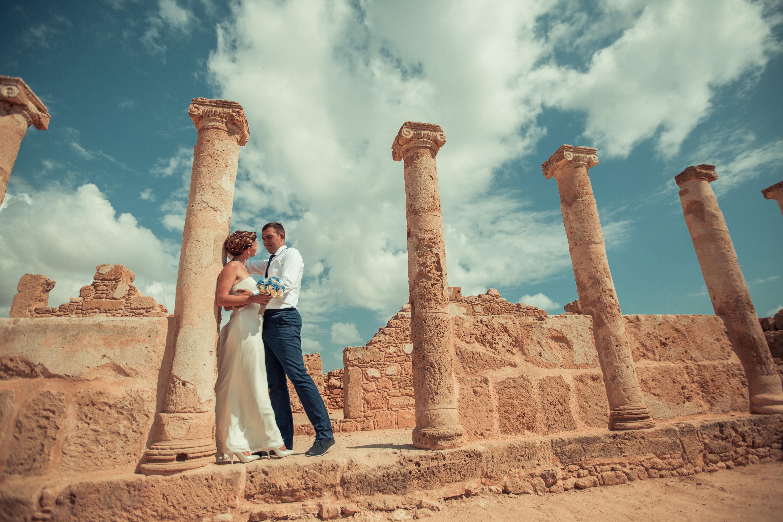 Свадьба на Кипре, Пафос