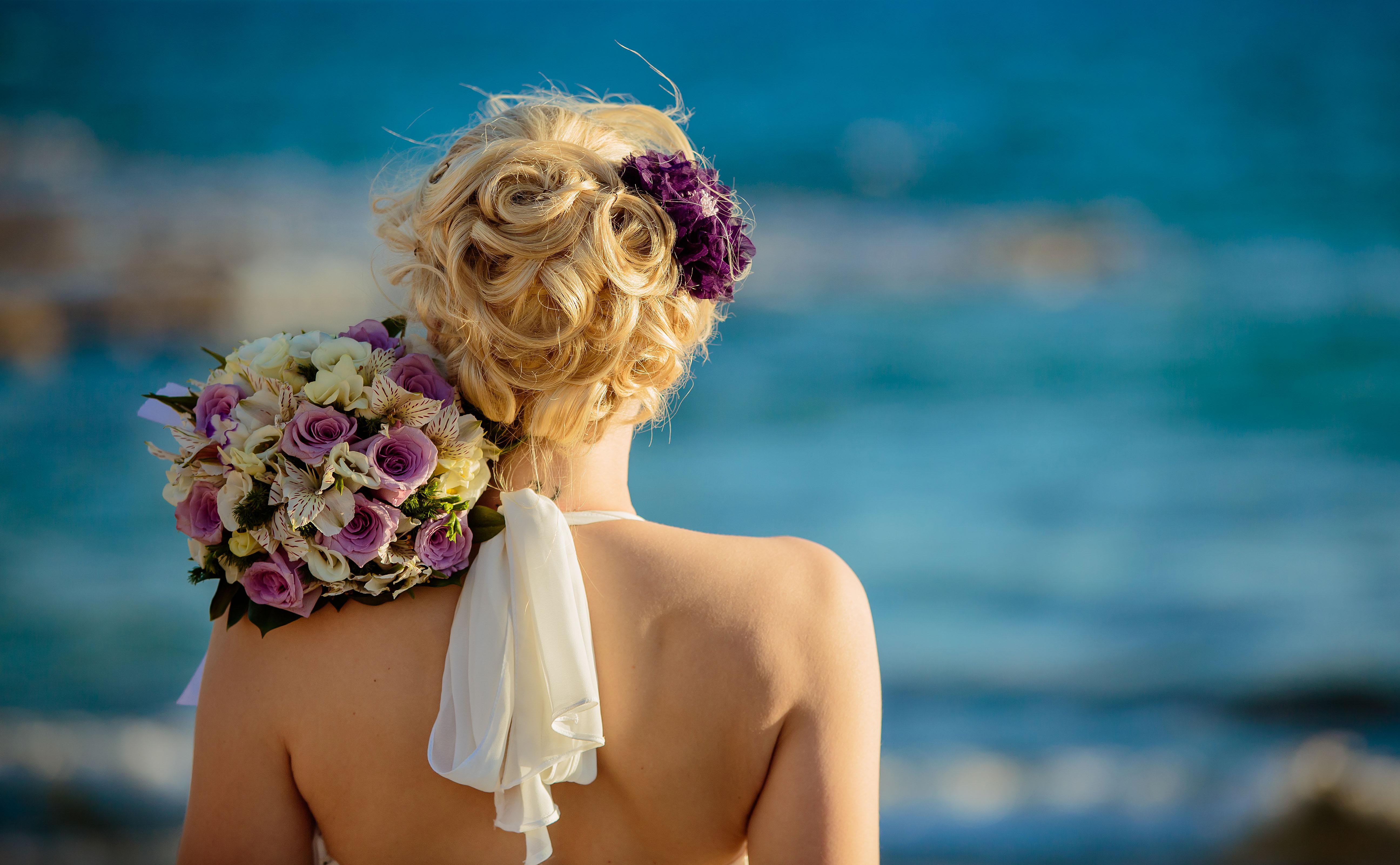 Свадьба на Кипре прическа невесты