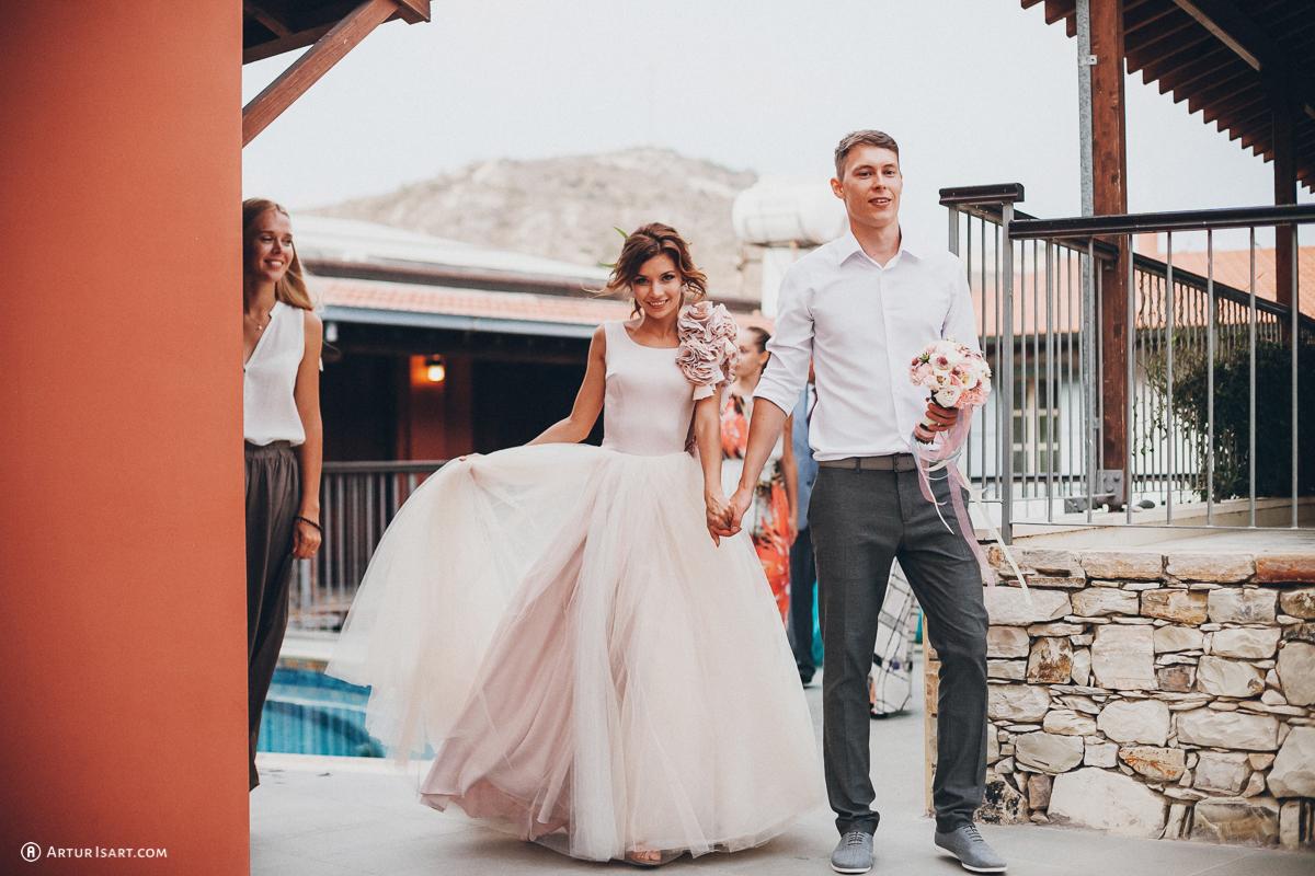 свадьба в агроотеле