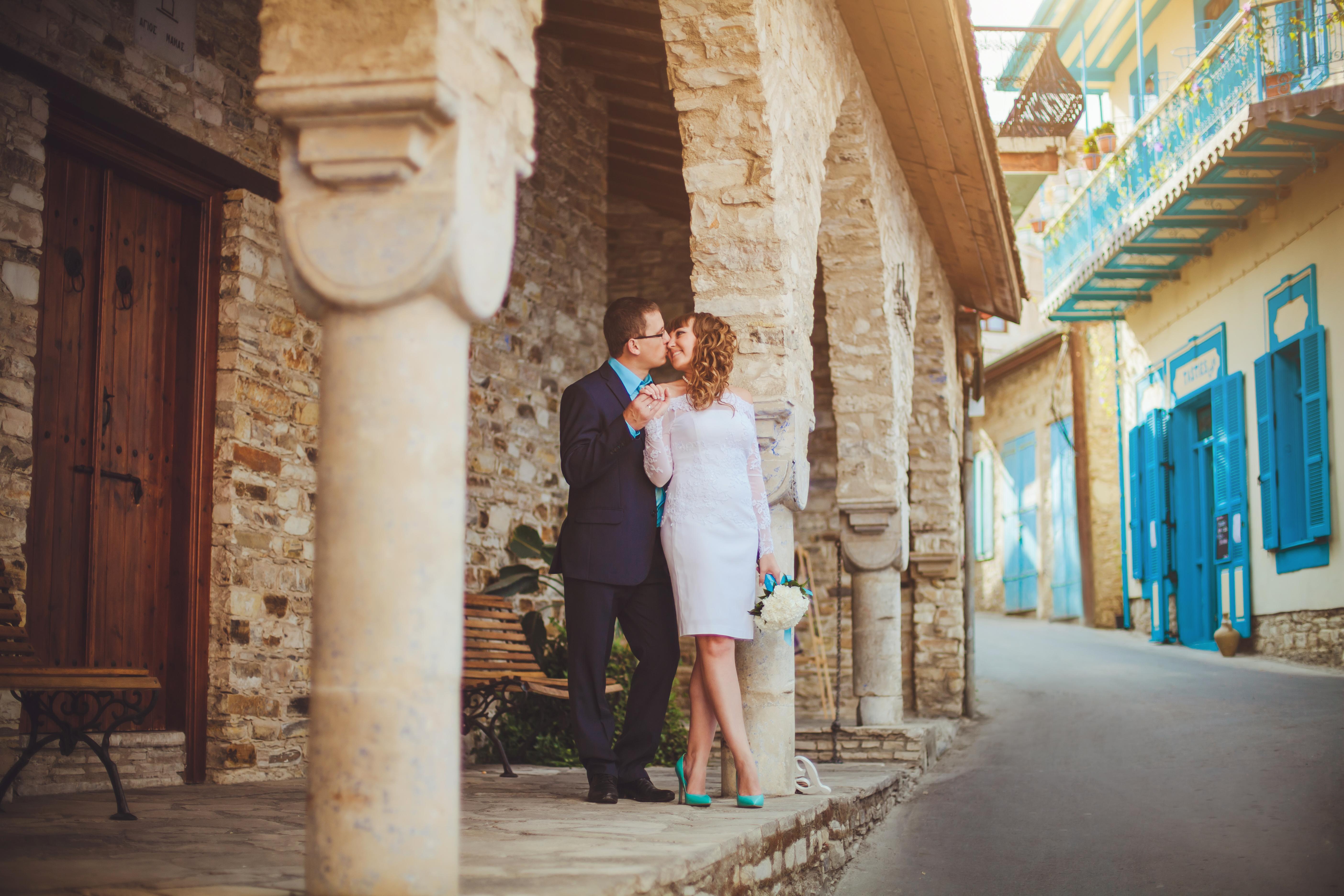 Свадьба в Лефкаре