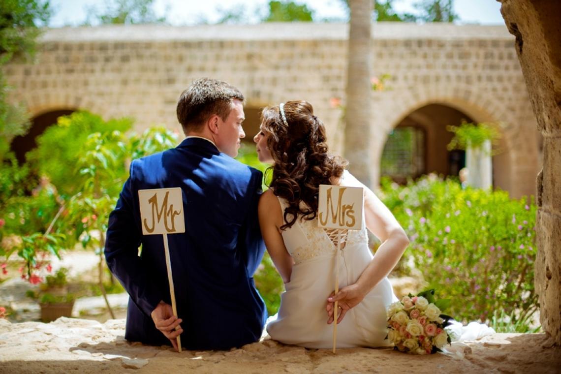 Свадебное путешествие на Кипр