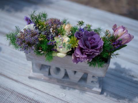 Свадьба на Кипре, цветы на Кипре