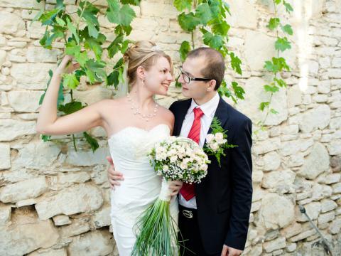 свадьба на Кипре букет невесты