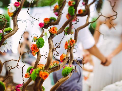 свадьба на Кипре оформление