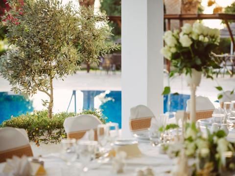Свадьба на Кипре, греческий стиль