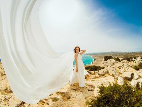 Свадьба в Айя Напе
