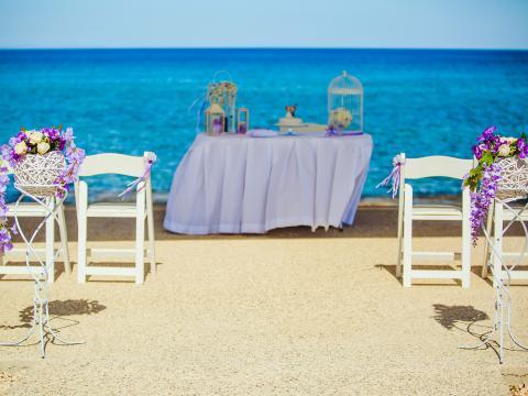 Свадьба на Кипре Протарас площадка Пернера