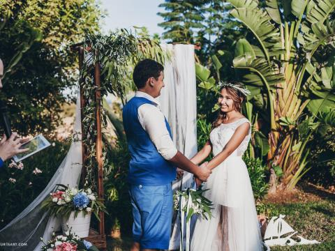 Свадьба Регины и Константина
