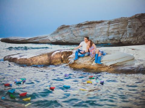 Тематическая фотосессия на Кипре